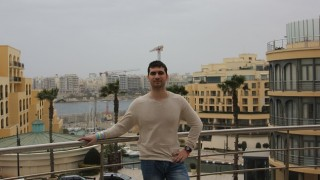 Antoan Katsarov titelverdediger