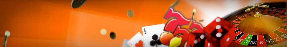 casino section header