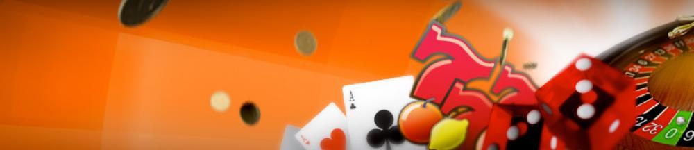 casino section header
