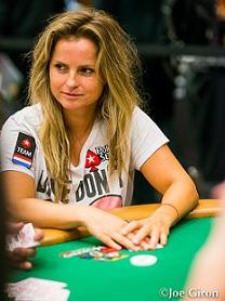Fatima Moreira de Melo WSOP