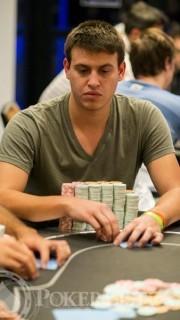 Kilian Kramer2013 WSOP EuropeEV021K Re entryDay 1BGiron8JG9307