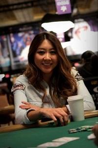 Maria Ho poker