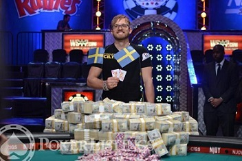 Martin Jacobson WSOP Main Event 2014