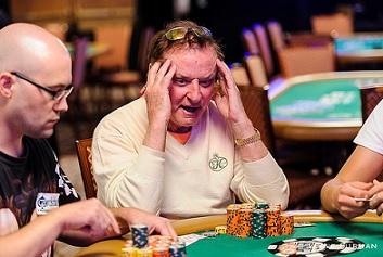 Pierre Neuville WSOP