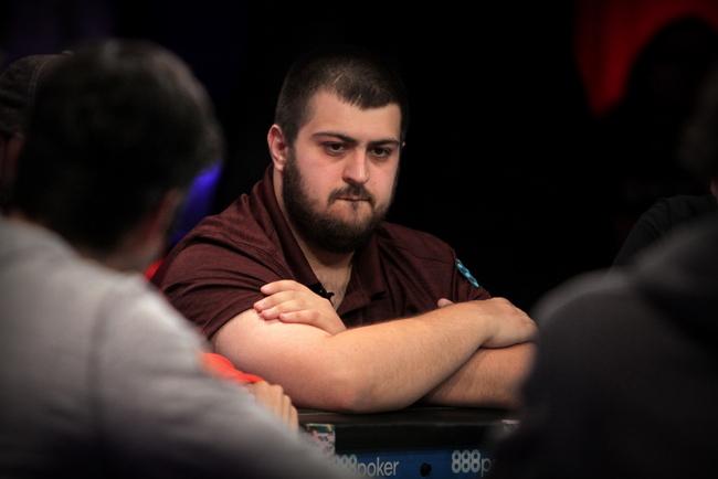WSOP Main Event 2017 - finalist - Scott Blumstein