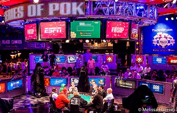 WSOP Main Event 2015