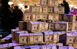 WSOP prijzengeld