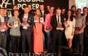 Lasy years European Poker Award winners.