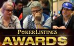 Poker awards