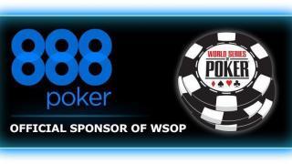 888poker sponsor WSOP 2016