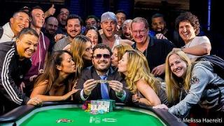 Anthony Zinno WSOP 2015