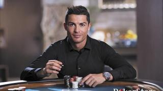 Cristiano Ronaldo   Team PokerStars 2