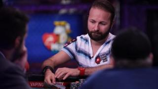Daniel Negreanu 2015 WSOP Main Event Day 7 9