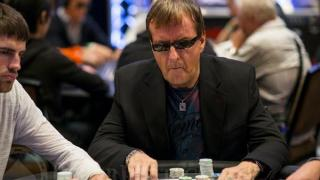 David Devilfish Ulliott2013 WSOP EuropeEV0725K NLH High RollerDay 1Giron8JG2567
