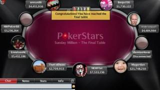 EmielsonNL Sunday Million