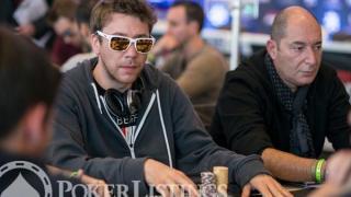 Kevin MacPhee2013 WSOP EuropeEV063K PLO Mixed MaxFinal TableGiron8JG2
