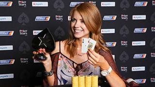 Lynn Gilmartin   EPT Barcelona Ladies Event