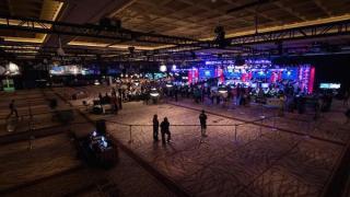 WSOP 2017 Main Cage