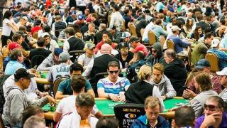 WSOP Main Event dag 2C
