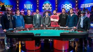WSOP November Nine 2015