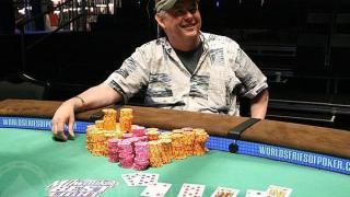 Seven card stud speler