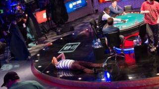 uitschakeling Negreanu WSOP 2015