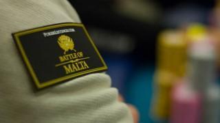 Battle of Malta Logo Patch 3058