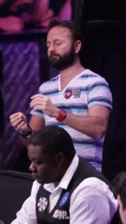 Daniel Negreanu WSOP Main Event