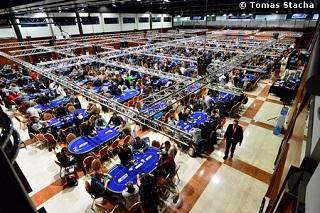 Eureka Poker Tour Praag
