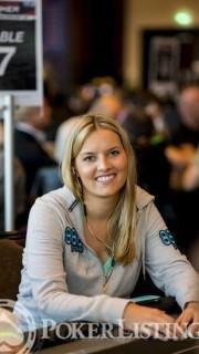 Jessica Dawley2013 WSOP EuropeEV0710K NLH Main EventDay 2Giron8JG2303