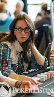 Liv Boeree2013 WSOP EuropeEV021K Re entryDay 1BGiron8JG9167