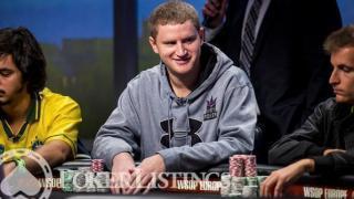 David Peters2013 WSOP EuropeEV0725K NLH High RollerFinal TableGiron8JG3175