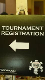 wsop toernooi registratie