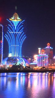 Macau is geen Europa