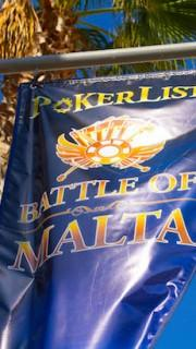 battle of malta sign