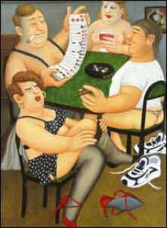 regels strip poker