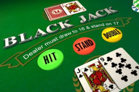 online casino spel blackjack