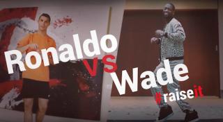wade vs ronaldo II