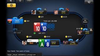 888poker tafel
