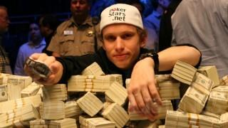 peter eastgate WSOP Main Event