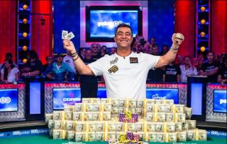 WSOP 2019 winner