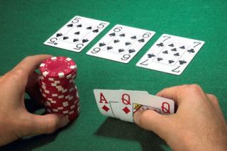 poker flop spel