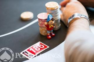 Omaha poker set up hand