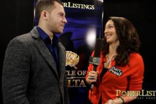 Dan Jungleman Cates & Kara Scott Battle of Malta