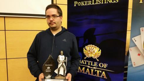 CrazyP winner   Jahn Terge Kristoffe