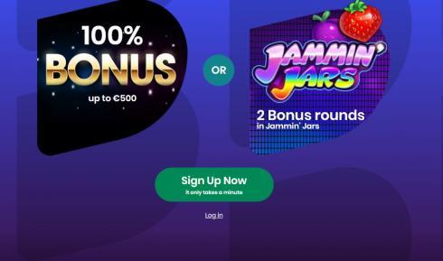 Boom Casino Sign Up