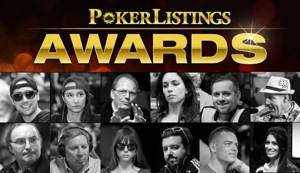 Stem voor je favoriet speler tijdens de PL Spirit of Poker Awards poll