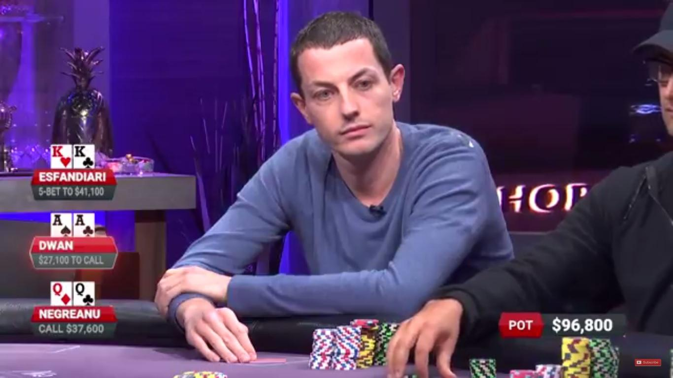 Handanalyse: Tom Dwan wint $700k in Poker after Dark blockbuster