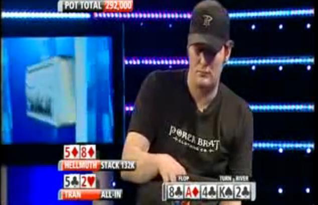 Poker Handanalyse: Waarom Phil Hellmuth de grootste is