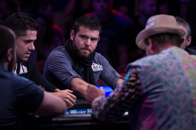 WSOP Main Event 2017 - finalist - Jack Sinclair